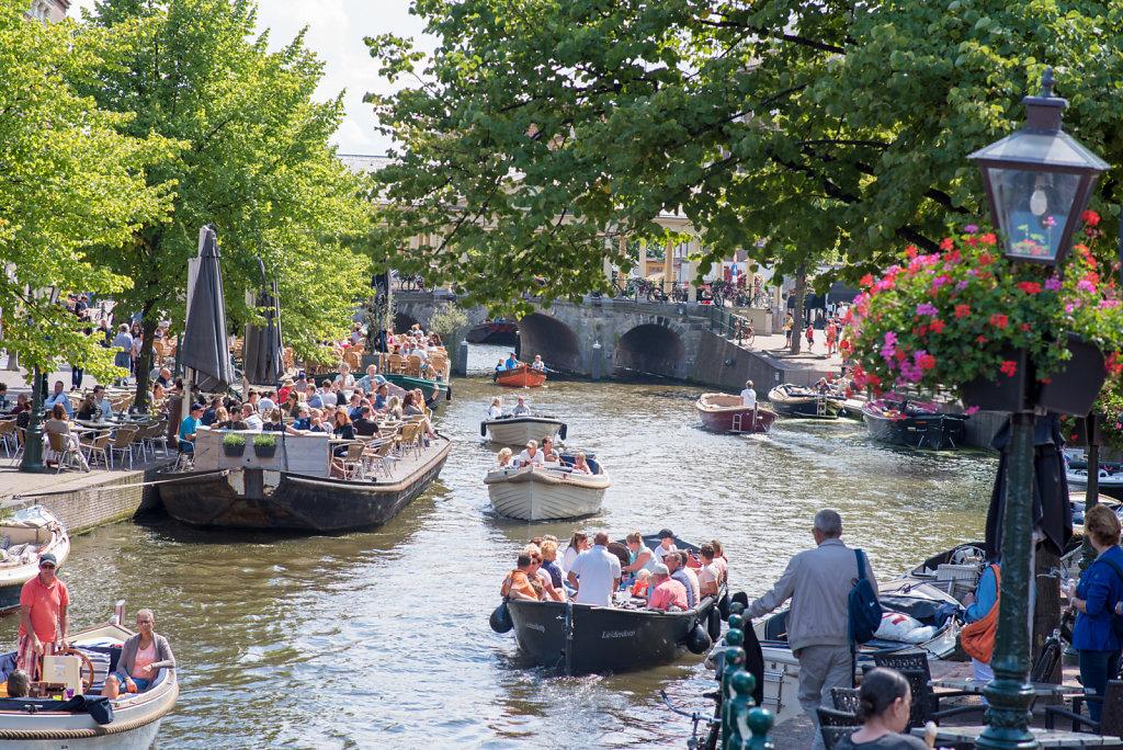 Summer in Leiden