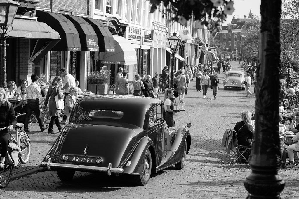Tulpenrally Leiden