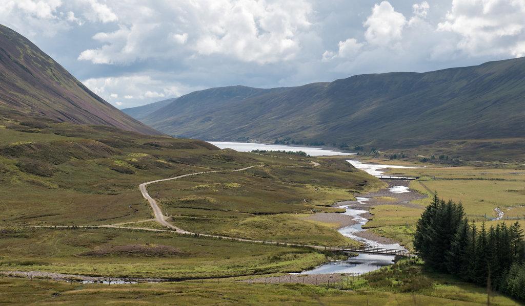 Schotland view