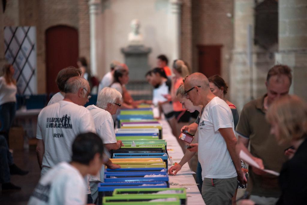 Startnummers - Leiden Marathon