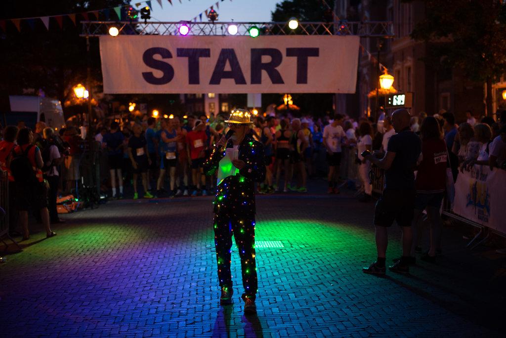 5km nightrun - Leiden Marathon